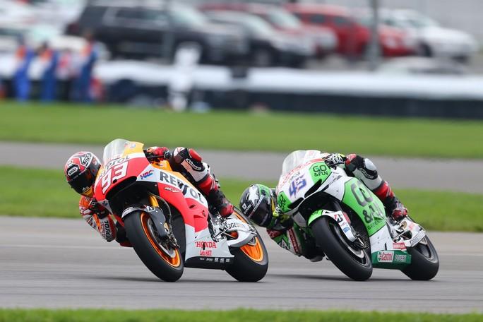 """MotoGP Indianapolis: Marc Marquez """"Oggi pomeriggio è andata abbastanza bene"""""""