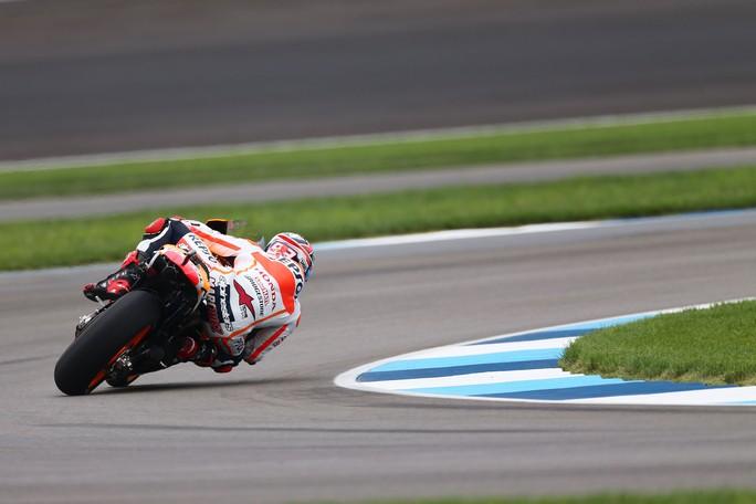 MotoGP Indianapolis, Prove Libere 2: Marquez al Top, Iannone secondo davanti a Lorenzo
