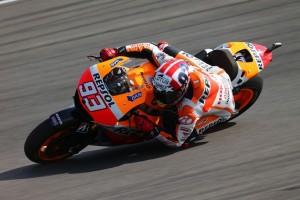 MotoGP Indianapolis: Marquez fa suo anche il Warm Up, Iannone è terzo
