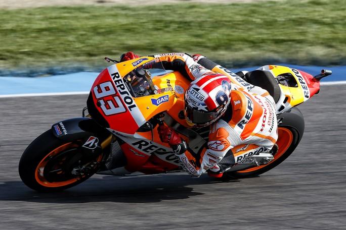 MotoGP Indianapolis: Invincibile Marquez, decimo successo consecutivo!