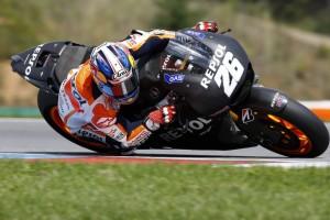 """MotoGP Test Brno: Dani Pedrosa """"Ci siamo concentrati su sospensioni e motore"""""""