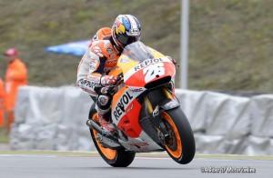 MotoGP Brno: Pedrosa Top, Marquez Flop! Si ferma a 10 il numero di successi consecutivi del campione della Honda