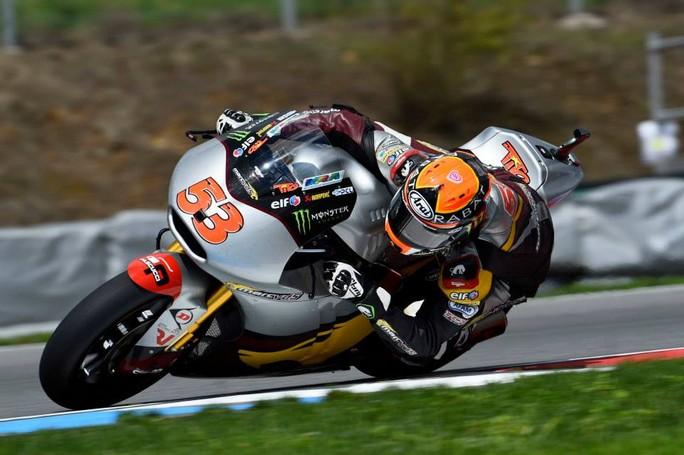 Moto2 Brno: Rabat fa suo anche il Warm Up