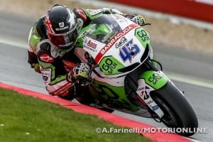 """MotoGP Silverstone: Scott Redding """"Non mi aspettavo di essere così veloce oggi"""""""