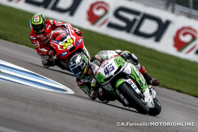 "MotoGP: Scott Redding ""Arrivo a Brno molto motivato"""