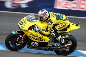 Moto2 Indianapolis, Warm Up: Vinales è il più veloce, Corsi è quarto