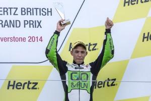 """Moto3 Silverstone Enea Bastianini: """"Mi sarebbe piaciuto vincere!"""""""