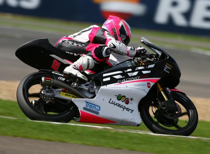 Moto3: Ana Carrasco non terminerà la stagione con il Team RW Racing GP