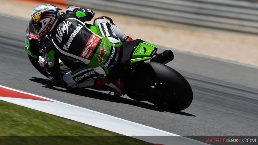 Superbike: Baz soprende tutti nelle seconde libere a Jerez