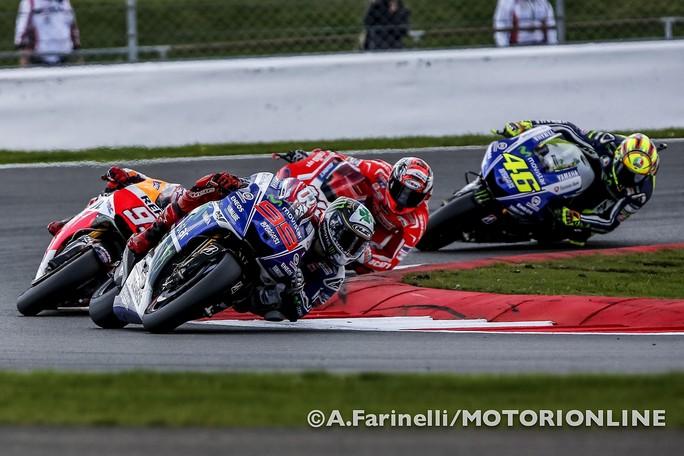 MotoGP: Misano, un tracciato mediamente impegnativo per i freni Brembo