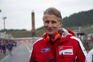 """MotoGp Ciabatti: """"La GP14.5 ci aiuterà a mitigare il sottosterzo"""""""