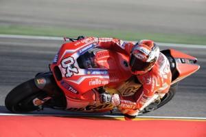 """MotoGP Aragon: Andrea Dovizioso """"E' sempre bello essere davanti"""""""