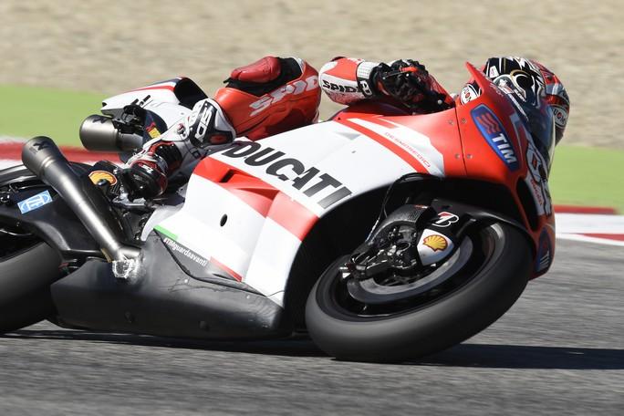 MotoGP Aragon, Prove Libere 2: Ancora Ducati al Top, questa volta con Dovizioso, Iannone è quarto