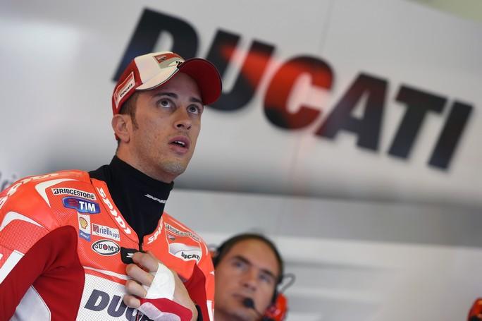 """MotoGP Misano: Andrea Dovizioso """"Arrivare tra i primi quattro sarebbe un sogno"""""""
