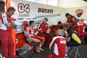 """MotoGP Aragon: Andrea Dovizioso """"Stiamo diventando una realtà sempre più competitiva"""""""
