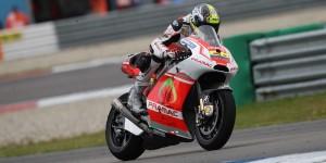 MotoGP Misano, Prove Libere 1: Sul bagnato svetta Hernandez, tante cadute, tra cui Rossi, Iannone e Petrucci