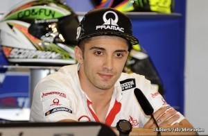 """MotoGP Misano: Andrea Iannone """"Abbiamo ancora dubbi a livello di setup, domani giornata importante"""""""