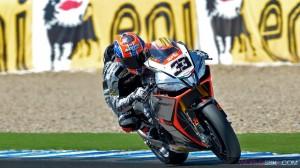 Superbike: Un grande Melandri in Gara 1