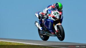 Superbike: Laverty e Lowes non brillano a Jerez