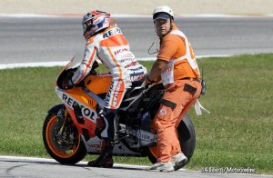 """MotoGP: Marc Marquez """"Dopo la delusione di Misano vado ad Aragon per tornare al vertice"""""""