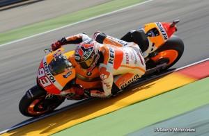 MotoGP Aragon, Prove Libere 4: Marquez sempre al Top, Dovizioso secondo, Rossi decimo