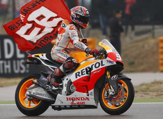 """MotoGP: Marc Marquez """"Ad Aragon ho sbagliato, ma servirà per esperienza"""""""