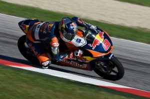 Moto3 Aragon, Prove Libere 1: Miller al Top, Antonelli è nono