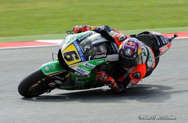 """MotoGP Misano: Stefan Bradl """"Mi dispiace tantissimo, soprattutto per Cecchinello"""""""