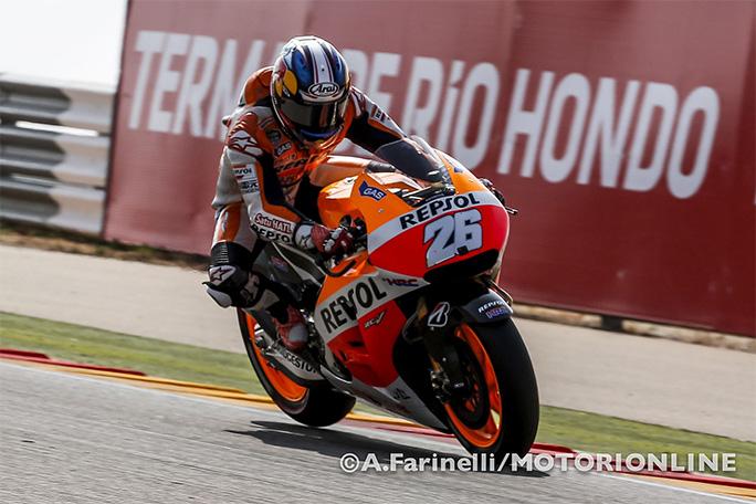 """MotoGP Aragon Dani Pedrosa: """"Ho preso la decisione sbagliata"""""""