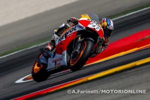 """MotoGP Aragon, Dani Pedrosa """"Quella di oggi è stata una buona qualifica"""""""