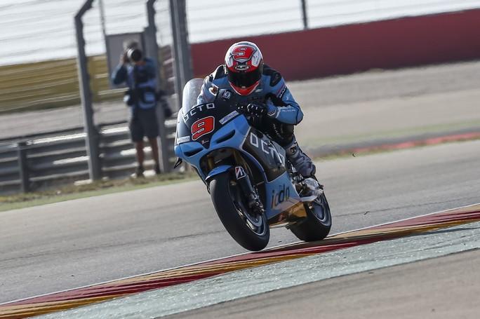 """MotoGP Aragon: Danilo Petrucci """" Abbiamo iniziato bene, soprattutto il secondo turno"""""""