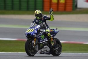 """MotoGP Misano Day 1: Valentino Rossi """"Dobbiamo migliorare, vedo bene le Ducati"""""""