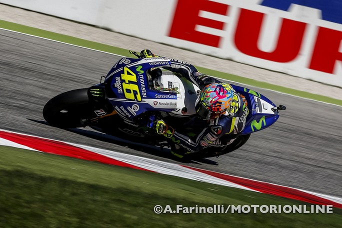 """MotoGP: Valentino Rossi """"Ad Aragon per ripetere quanto fatto a Misano"""""""