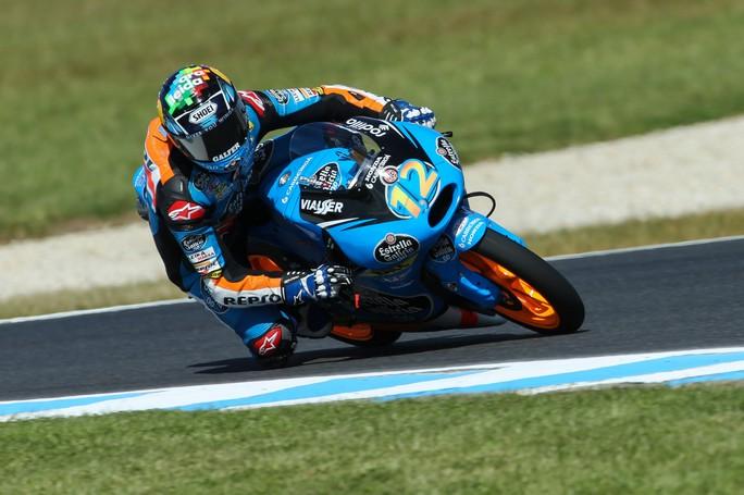 Moto3 Phillip Island, Qualifiche: Alex Marquez centra la pole, Fenati è decimo