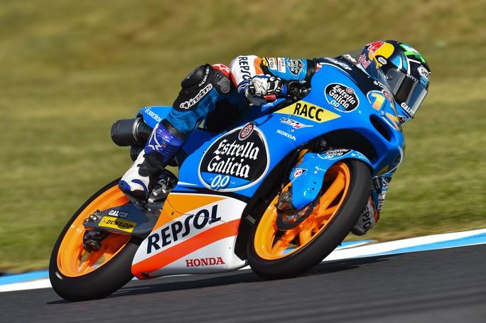 Moto3 Phillip Island, Warm Up: Alex Marquez davanti a Jack Miller, Fenati è settimo