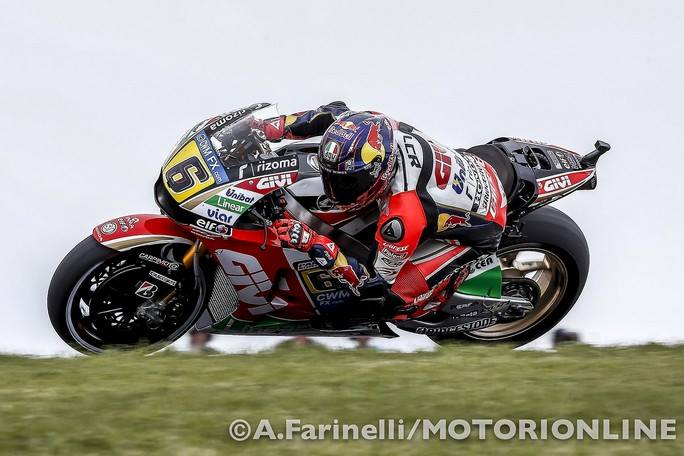 "MotoGP Phillip Island: Stefan Bradl ""Mi scuso con Aleix Espargarò ed il suo team"""
