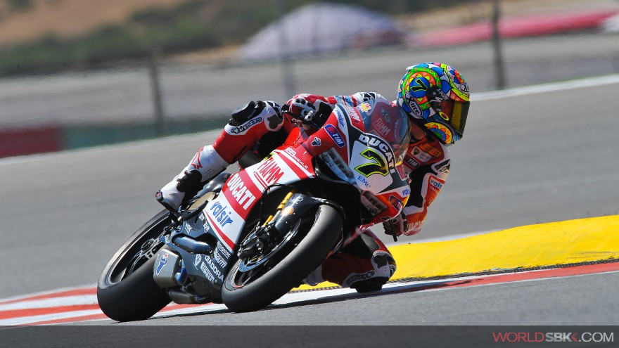 Superbike: Ducati si prepara al Round di Magny- Cours