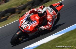 """MotoGP Phillip Island: Andrea Dovizioso """"Sarà una gara difficile ma dobbiamo crederci"""""""