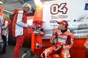 """MotoGP: Gigi Dall'Igna""""Onestamente ci aspettavamo di più dalla gara di Sepang"""""""