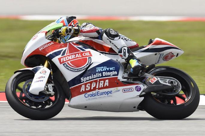 Moto2: Nel 2015 il Team Gresini in pista con Xavier Simeon in sella ad una Kalex