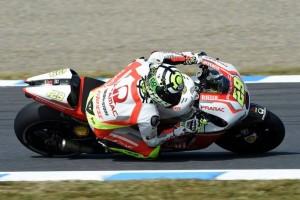 """MotoGP Phillip Island: Andrea Iannone """"Meglio nelle FP1, ma sono soddisfatto"""""""