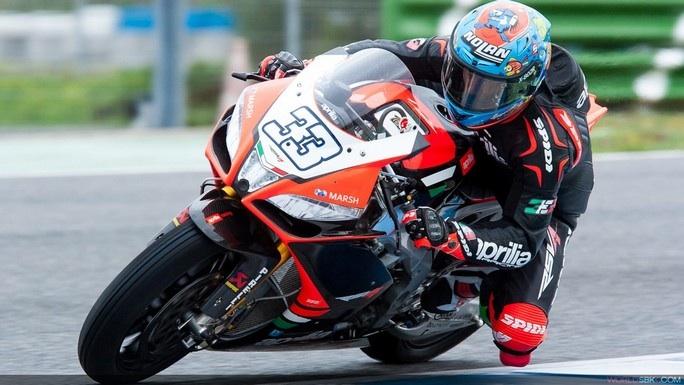 Superbike: Marco Melandri trionfa in Gara 2 a Magny Cours