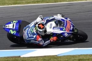 """MotoGP Phillip Island: Jorge Lorenzo """"Non mi aspettavo la caduta, ma per fortuna sono ok"""""""