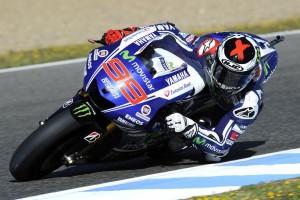 MotoGP Motegi, Prove Libere 1: Lorenzo al Top, caduta per Marquez, Ducati terza con Dovizioso