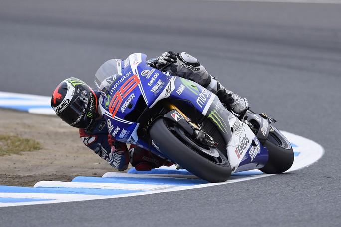 MotoGP Phillip Island, Prove Libere 2: Lorenzo è il più veloce, bene le Ducati, Rossi è 5°