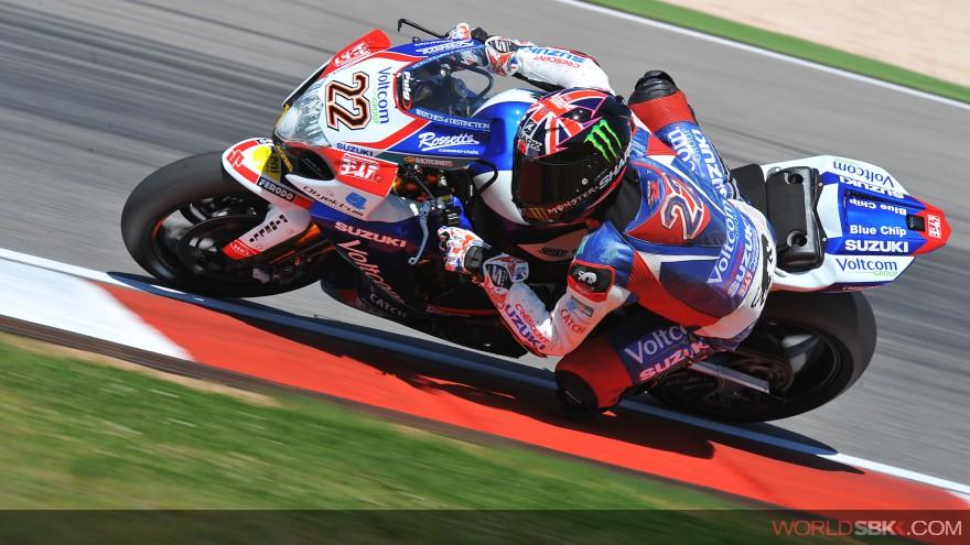 Superbike: Suzuki pronta per l'ultimo round europeo della stagione
