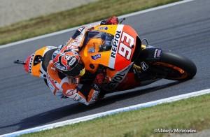 MotoGP Motegi, Prove Libere 3: Marquez al Top con record, Rossi 2°, Iannone 5