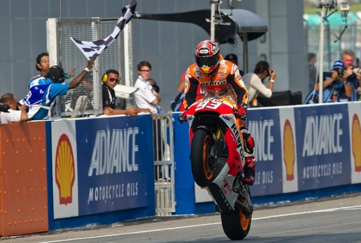MotoGP Sepang: La parola a Marc Marquez, Valentino Rossi e Jorge Lorenzo