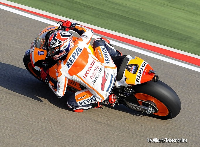 """MotoGP Motegi: Marc Marquez """"Cercherò di non pensare troppo al campionato"""""""