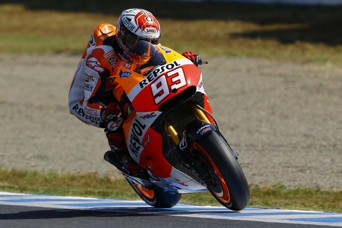 """MotoGP: Marc Marquez """"Ho un conto in sospeso con Phillip Island, voglio tornare a vincere"""""""